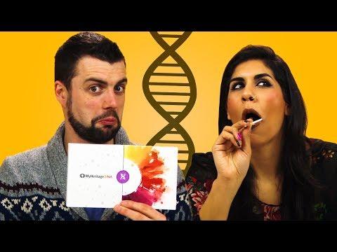 Irish People Take A DNA Test