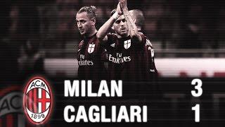 Milan-Cagliari 3-1 Highlights | AC Milan Official