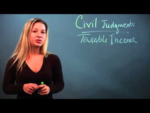 What Is a Civil Judgment on Income Tax?