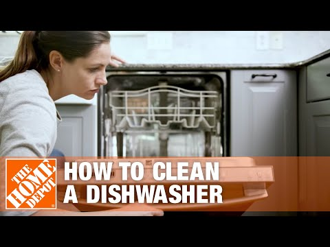 How to Clean a Dishwasher | Dishwasher Cleaning Tips