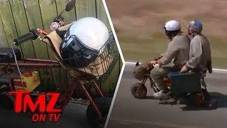 Dumb And Dumber Bike Sells For Big Money!   TMZ TV