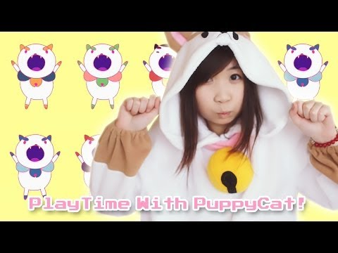 PlayTime With PuppyCat!