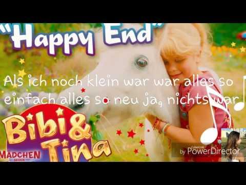 Happy End mit Text | xariflr_