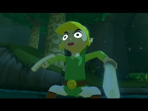 The Legend of Zelda: The Wind Waker HD - Walkthrough Part 5 - Forest Haven