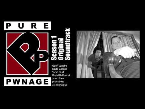 Pure Pwnage web series soundtrack -