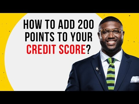 How to add 200 points to your credit score   Credit Building Secrets