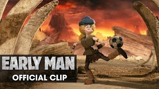 """Early Man (2018 Movie) Official Clip """"This Is Goona"""" – Maisie Williams, Tom Hiddleston"""