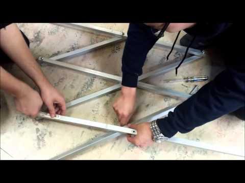 How to build a scissor lift vr CND