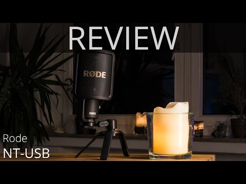 REVIEW: Rode NT-USB | The Best Voice-over Microphone | TechCentury