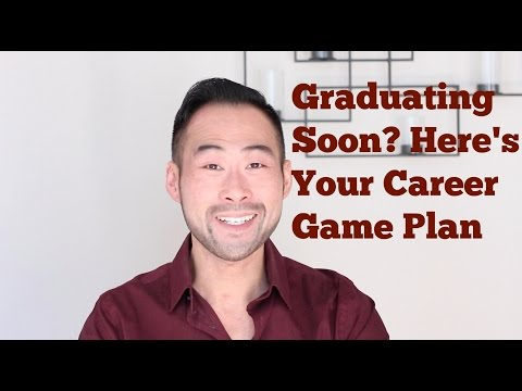 How To Get A Job Right After You Graduate College