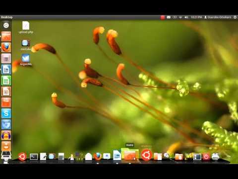 How to Create Custom Desktop Launcher on Ubuntu 11.10