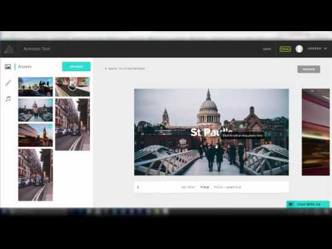 First Look At Animoto's New Marketing Video Builder For Business