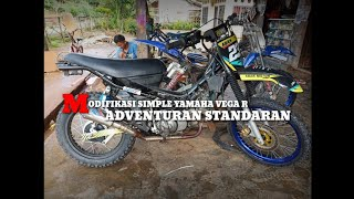 Vega Lama Modif Road Race Keren