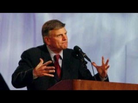 Franklin Graham encouraging California Evangelicals to vote