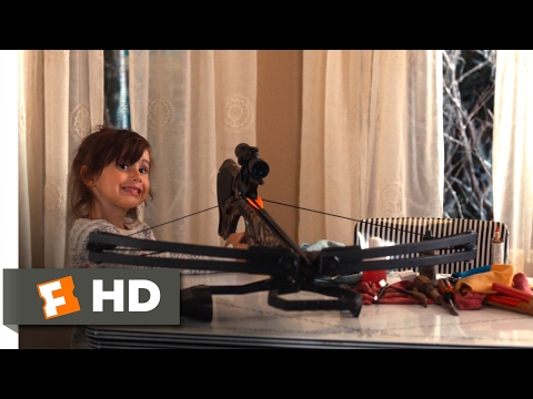 The Five-Year Engagement (2012) - Crossbow Scene (6/10) | Movieclips