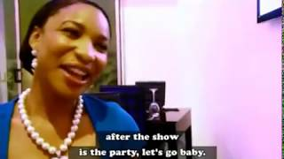 Ay and Tonto Dike caught in the closet is another comic display by Ay. U need to watch this Rib-tickling exhibition from Ay and our delectable Nollywood actress Tonto Dike. Enjoy....