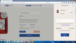 Morpho RD Service Registration, Serial Number Invalid Problem Solved