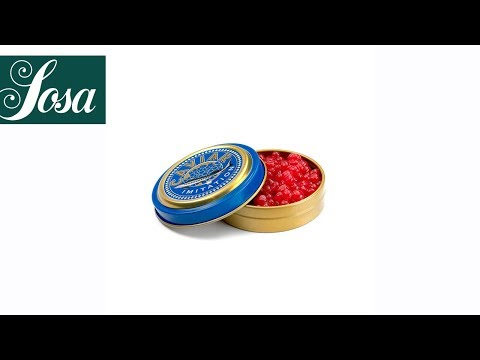 Fake Fruit Caviar · Agar Agar · Texturizers