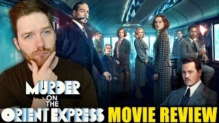 Murder on the Orient Express - Movie Review
