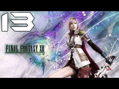 ★ Final Fantasy XIII English Walkthrough - Episode 13 - Chapter 2 - In the Shadow of L'Cie!