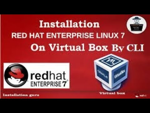 How to Install RHEL - 7 by Command Line ( CLI ), Part - 1, Video No - 10