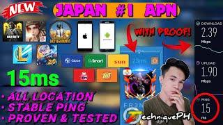 15ms APN With Proof! Umaga at Gabi Malakas! | Android & iOS | TechniquePH
