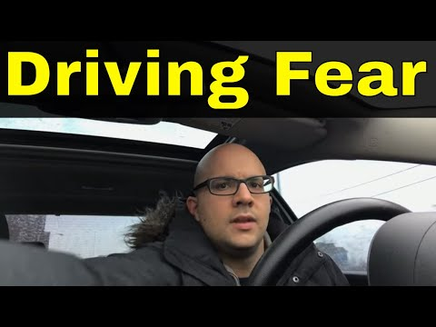 How To Overcome The Fear Of Learning To Drive