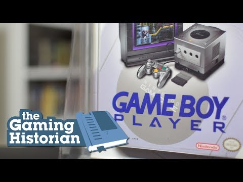 Game Boy Player | Gaming Historian