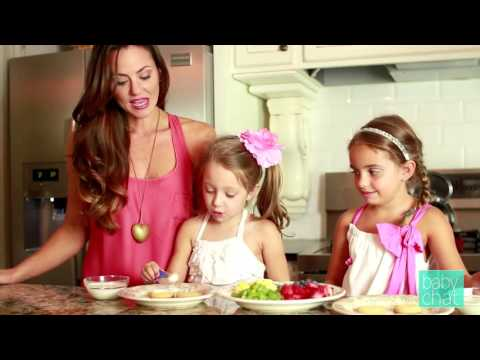 Amy: Healthy Cookies to Make With Toddlers