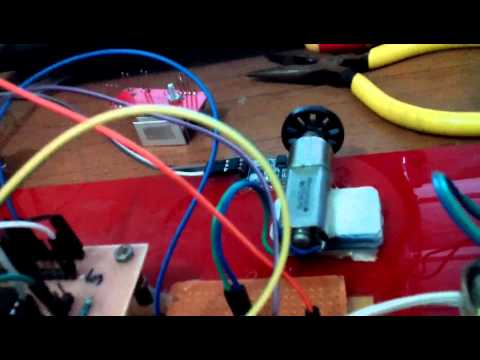 how to control speed of dc motor using PID control