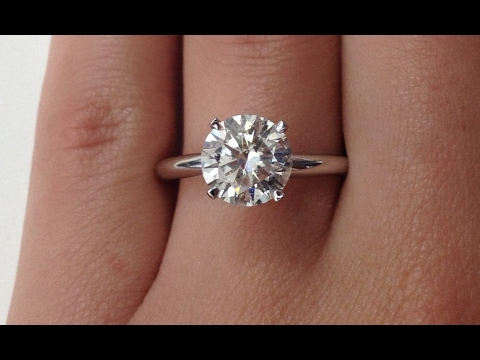 2 Carat Diamond Ring Engagement Designs