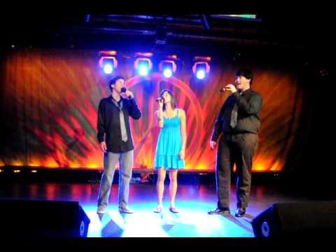 Rod Bagheri, Delaney Kinne, & Josh Nelson -