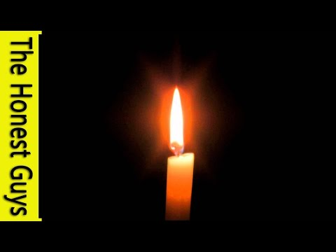 Relaxation Music - 1 Hour Meditation Candle