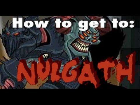 AQW How to get to Nulgath Walkthrough
