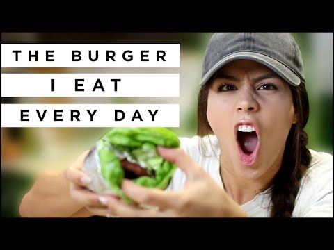 THE BEST MEATLESS BURGER | How to Cook with Megan Batoon