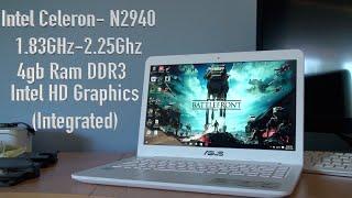Can You Game On A Budget Laptop? Budget Laptop Gaming (Intel Celeron, 4GB Ram)
