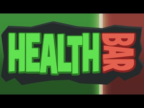 How to Create a Health Bar in Unity 5 (Progress Bar, Stat Bar, Health Bar)
