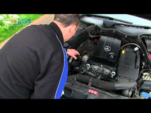 How to top up your power steering fluid level - Video Guide