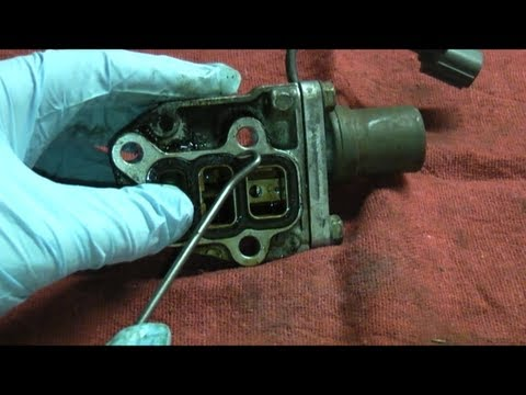 Honda Accord VTEC Solenoid Gaskets Replacement