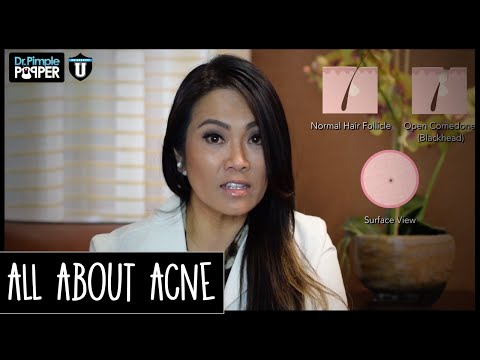 All About Acne - with Dr. Sandra Lee