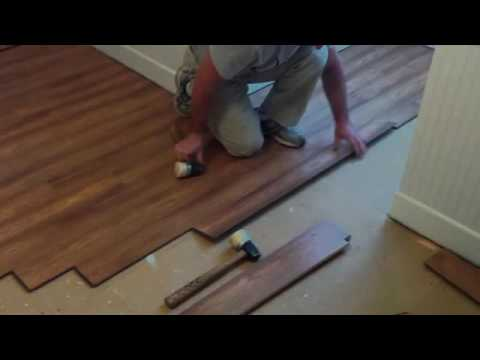Fitting Laminate Flooring In Hammersmith And Fulham London