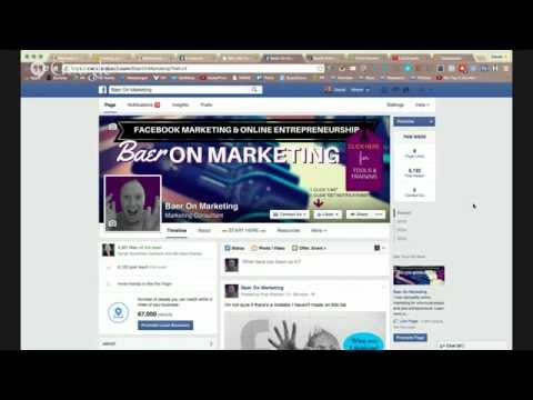 Facebook Fan Page Message Button - Why I Deleted Mine