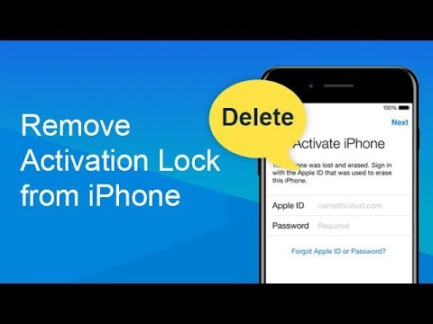 How to Remove Activation Lock from iPhone?