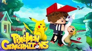 Minecraft Pixelmon Dark O Time De Lendários Pokémons
