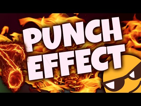 How To Make a Punch effect on Android