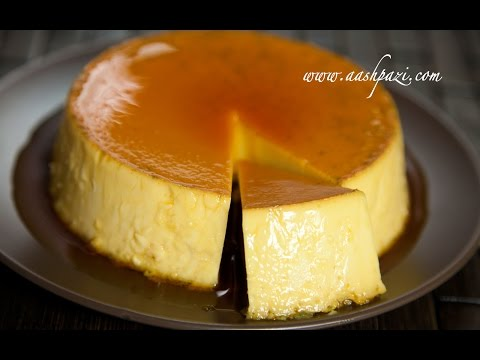 Flan Recipe (Homemade)
