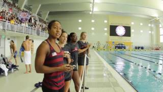 Rio Olympics 2016: USA Swimming Training Camp Sights and Sounds