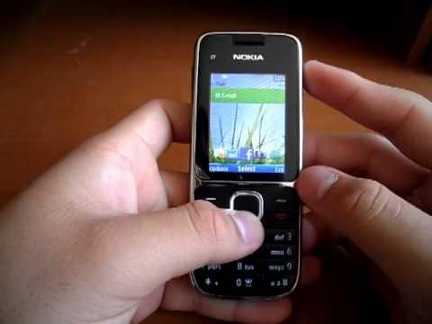 Nokia C2-01 Black Review/Look (Unclocked Version)