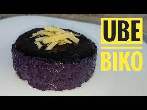 Ube Biko | How to make Ube Biko | Kakanin (Pinoy Food)