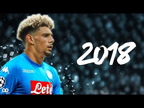 Kevin Malcuit 2018 - Welcome to Napoli | Amazing Defensive Skils/Assists/Driblings/Tackles